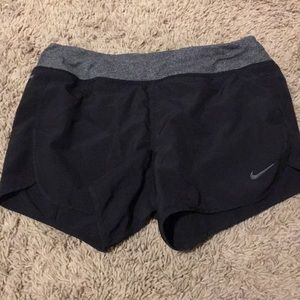 dri- fit nike running shorts